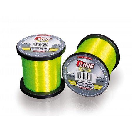 P-LINE silon CX PREMIUM fluo zelený 1000m