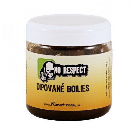 Dipované boilies 4D+ | 150 g