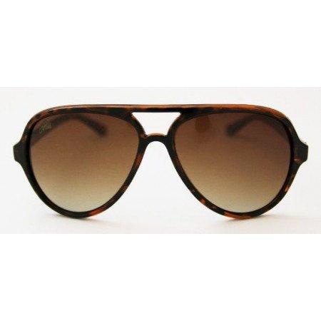 Fortis polarizačné okuliare Aviator Tortoise Shell