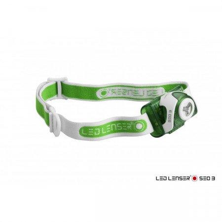 LEDLENSER čelová lampa SEO 3