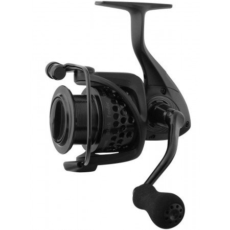 Okuma Custom Black Feeder CLX
