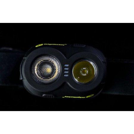 RidgeMonkey čelová lampa USB VRH150