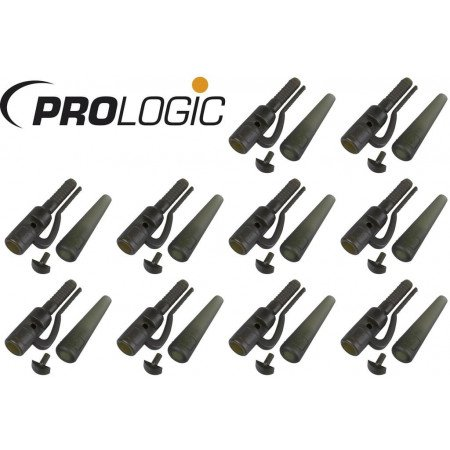 PROLOGIC Safety Lead Clip And Tail Rubber 10ks
