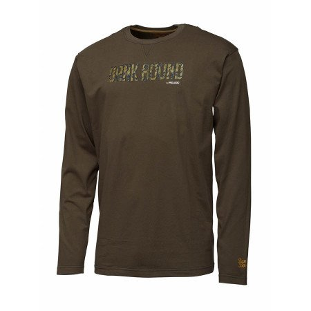 PROLOGIC BANK BOUND CAMO T-SHIRT LONG SLEEVES