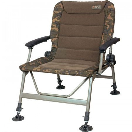 FOX kreslo R2 Camo Recliner Chair
