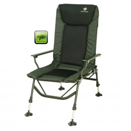 GIANT FISHING kreslo Chair Relax MKII