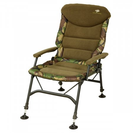 GIANT FISHING kreslo RWX Large Camo Chair