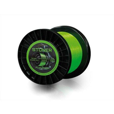 Sportcarp silon Stoner Fluo zelený (green)