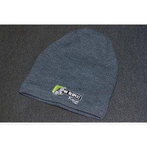 Zateplená čapica s logom NO RESPECT KIMOT TEAM