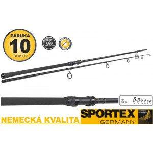 Kaprový prút SPORTEX Advancer Carp Stalker 2-diel 300cm - 3lb