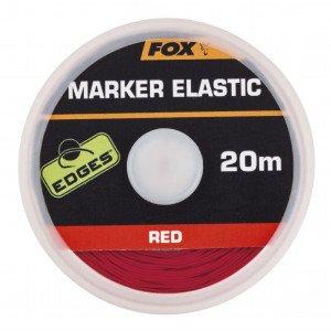 FOX  Edges Marker Elastic pink - 20m