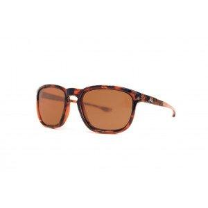 Fortis polarizačné okuliare Strokes Brown