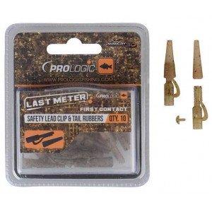 PROLGIC Mimicry Safety Leadclip & Tailrubber 10ks